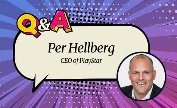 """Per Hellberg: """"We Build for Tomorrow from Scratch While Others Need to Upgrade from Past to Present"""""""
