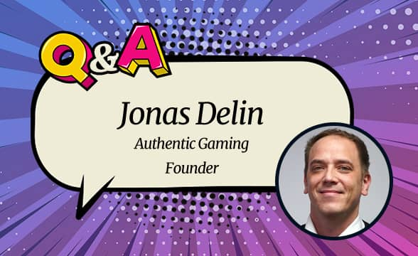 """Authentic Gaming Founder Jonas Delin: """"We Are Super Agile and Eager to Experiment"""""""
