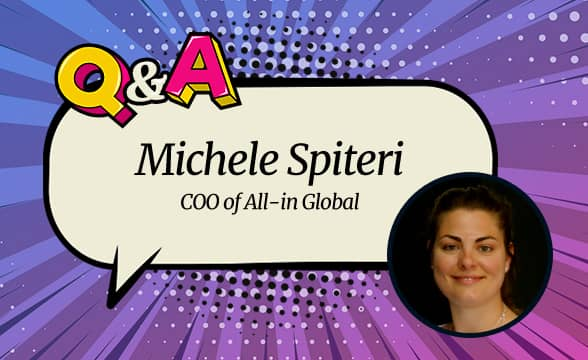 """Michele Spiteri: """"The More Our Clients Rely on Us for Localization Solutions, The Easier Their Life Becomes"""""""