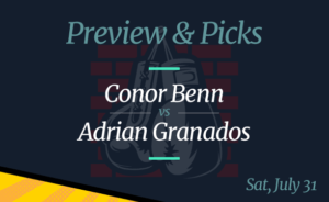 Conor Benn vs Adrian Granados Odds, Time, Prediction, Where to Watch