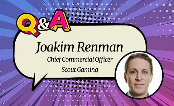 """Joakim Renman: """"We Close the Gap between Sports Betting and Fantasy Sports to Create Significant Value"""""""