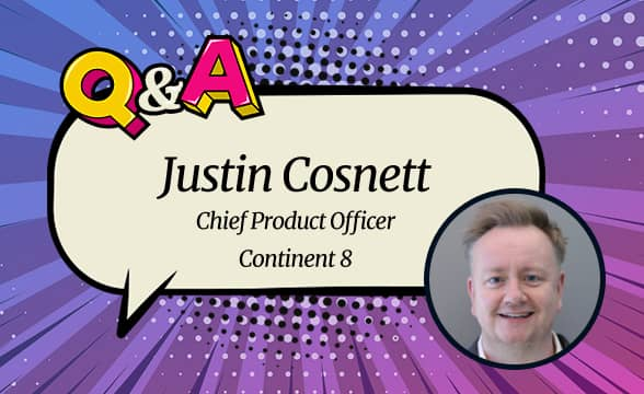 """Justin Cosnett: """"When It Comes to Data and Security Needs, Continent 8 Technologies Is the Go-to Choice for Many Gaming Operators and Suppliers"""""""