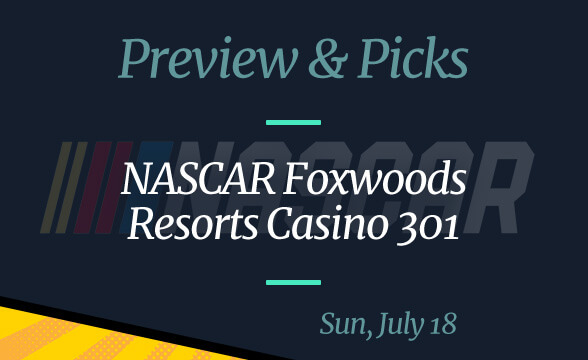 2021 Foxwoods Resorts Casino 301 Odds, Preview, and Where to Watch