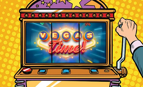 NetGaming's Vegas Time! Brings Stacked Wilds and Multipliers to Slot Fans