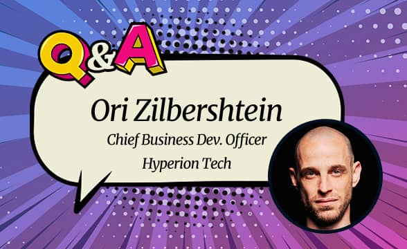 """Ori Zilbershtein: """"We Believe in the Remote Office Future of iGaming"""""""