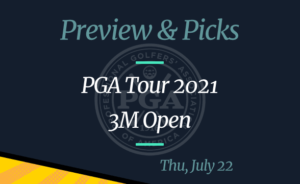 Odds to Win 3M Open: Johnson Tipped as Strong Favorite