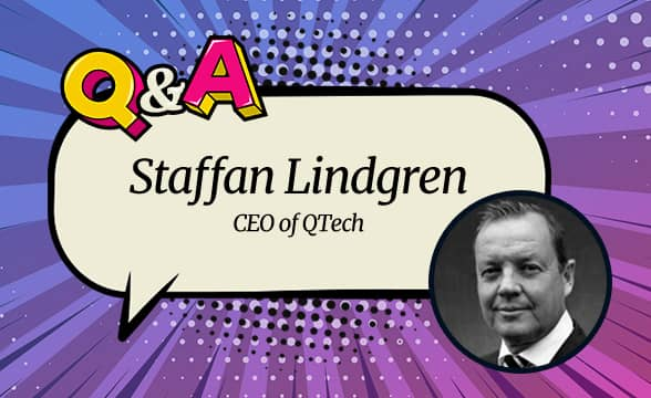 """QTech CEO Staffan Lindgren: """"Effortless Integration Equips Our Clients with Best-in-breed Live Games for Their End Users"""""""