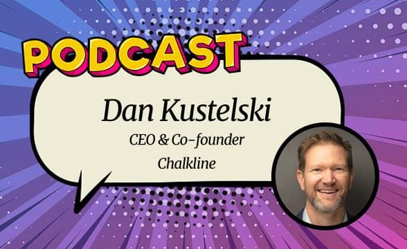 GamblingNews and Chalkline CEO Dan Kustelski Discuss the Company's Future