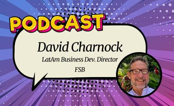 The GamblingNews Podcast Welcomes David Charnock of FSB