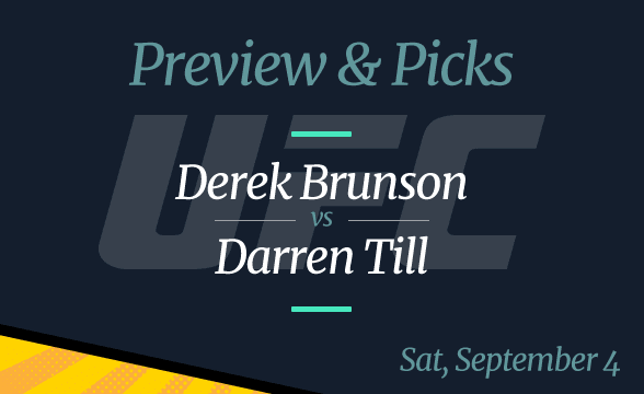 UFC Vegas 36: Till vs Brunson Odds, Picks, and Prediction
