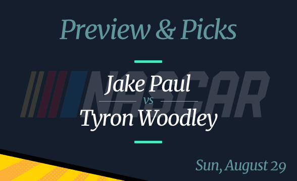 Jake Paul vs Tyron Woodley: Date, Time and Odds