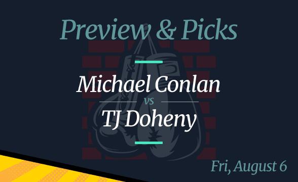Michael Conlan vs TJ Doheny Odds, Picks, Fight Preview