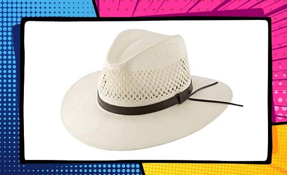 Stetson Men's Digger Natural Hat