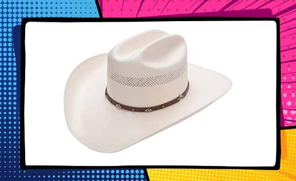 Stetson Men's Lobo Concho Band Cowboy Hat