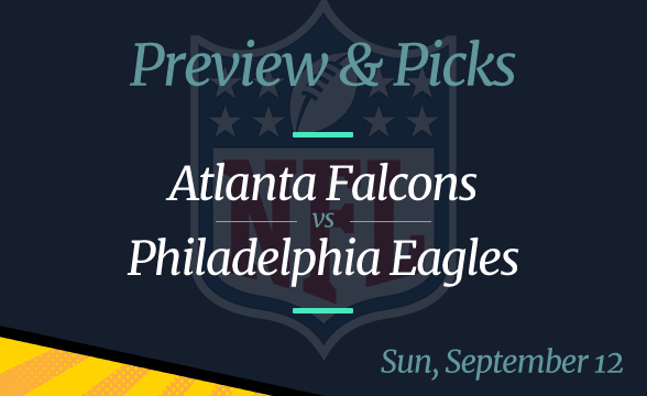 NFL Week 1: Eagles vs Falcons Date, Time, Odds