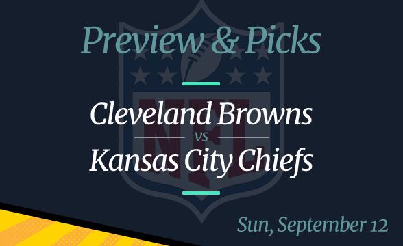 Cleveland Browns vs Kansas City Chiefs, NFL Week 1: Date, Time, Odds