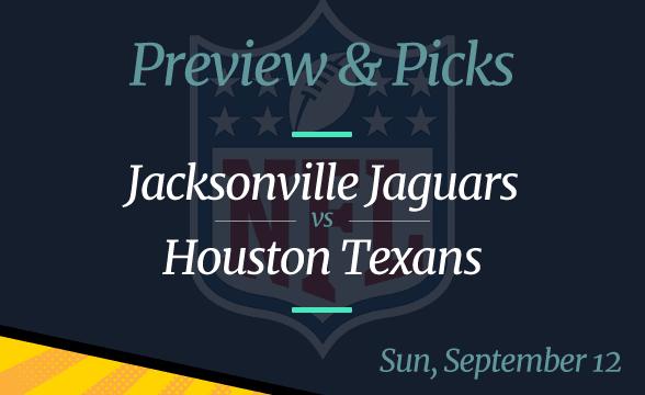 NFL Week 1: Jaguars vs Texans Date, Time, Odds