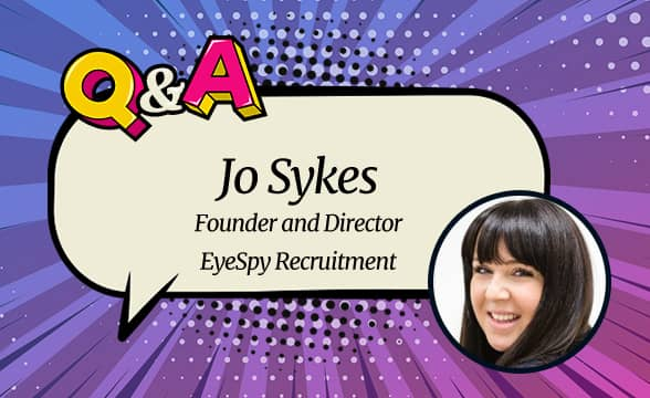 EyeSpy's Jo Sykes: Lack of Relevant Candidates in Emerging Markets Is an Obstacle We Help Overcome
