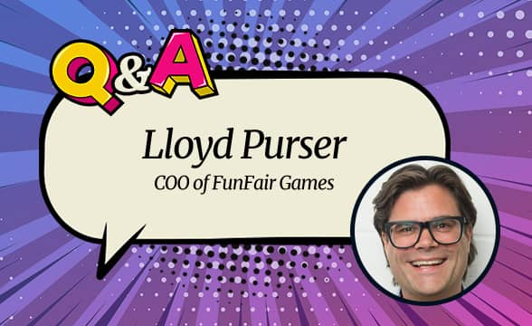 """FunFair Games COO Lloyd Purser: """"The Future of Social Interactions in iGaming"""""""