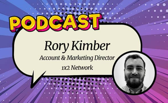 Rory Kimber of 1X2 Network talks the future of iGaming with GamblingNews
