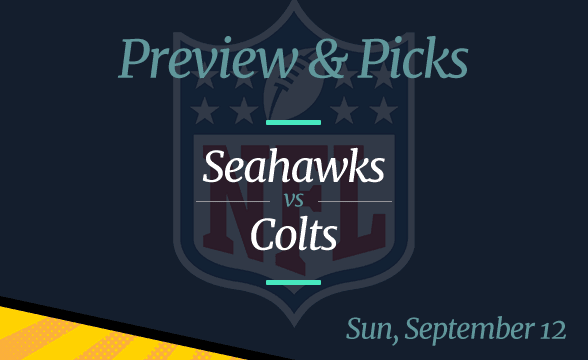 Seattle Seahawks vs Indianapolis Colts, NFL Week 1: Odds, Date, Time