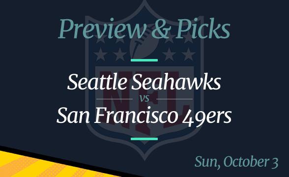 NFL Week 4: Seahawks vs 49ers, Time, Odds