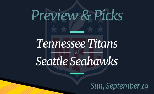 NFL Week 2: Titans vs Seahawks, Time, Odds