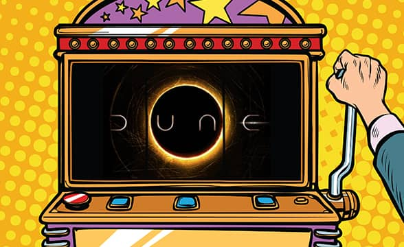 Aristocrat to Release a Dune-Themed Slot Game on October 22