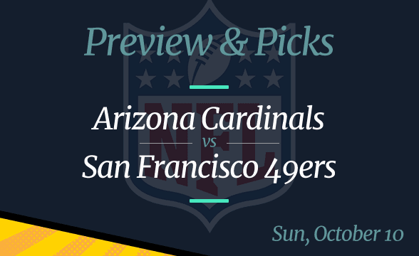 49ers vs Cardinals NFL Week 5 Odds, Time, and Prediction