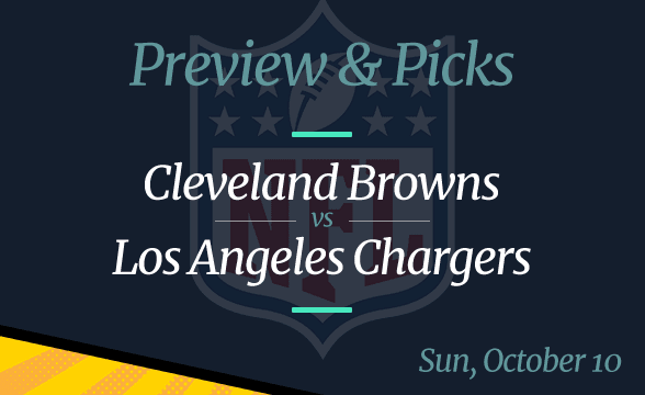 Browns vs Chargers NFL Week 5 Odds, Time, and Prediction
