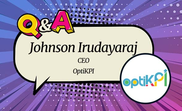 """OptiKPI CEO Johnson Irudayaraj: """"We Use Automation to Drive Value, Create Tailored Products, Evolve with Regulation and Bring More Creativity in iGaming"""""""