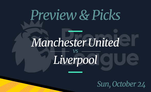 Manchester United vs Liverpool – Odds, Time, and Prediction