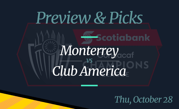 Monterrey vs Club America – Odds, Time, and Prediction
