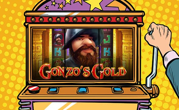 NetEnt Brings Gonzo's Quest Back in Gilded Cover