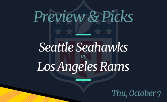 Rams vs Seahawks NFL Week 5 Odds, Time, and Prediction