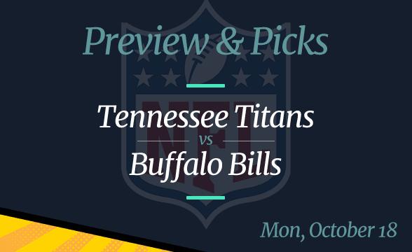 Bills vs Titans NFL Week 6 Odds, Time, and Prediction