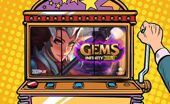 """Yggdrasil Launches Space Saga """"Gems Infinity Reels"""" off the Pad"""