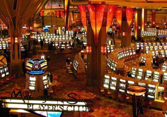 Non-Tribal Casinos