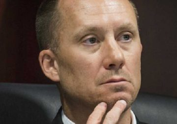 A.G. Burnett Steps down as Nevada's Gaming Control Board Chairman