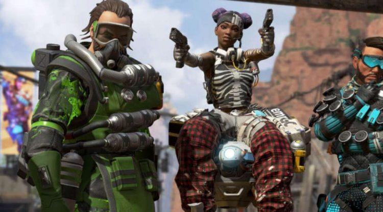 Apex Legends' getting a Twitch Rivals tournament.