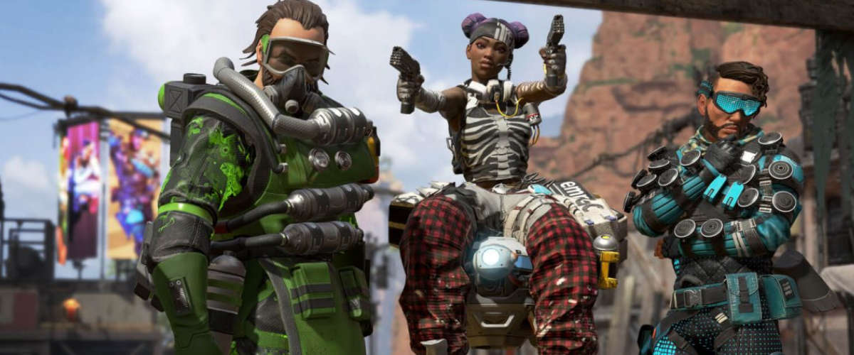$200,000 Apex Legends Tournament Announced on Twitch