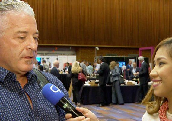 Calvin Ayre during an interview.