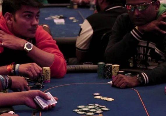 Deltin Poker Tour Provides Hope to India