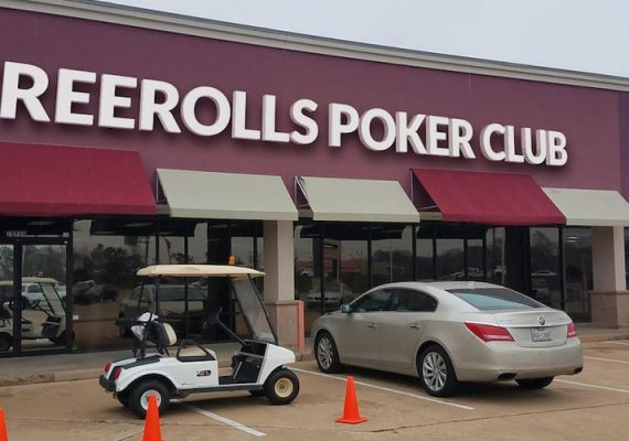 Houston FreeRolls Poker Club