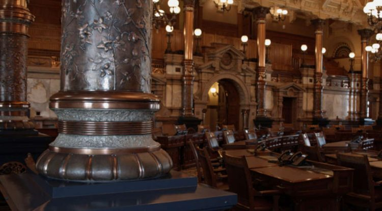The Kansas State Senate