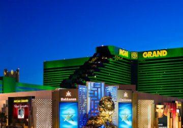 MGM Grand Hotels Las Vegas
