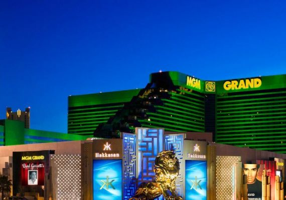 MGM Grand Hotels Las Vegas