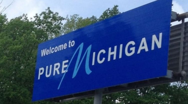 Welcome to Michigan, the state looking to legalize online gambling.