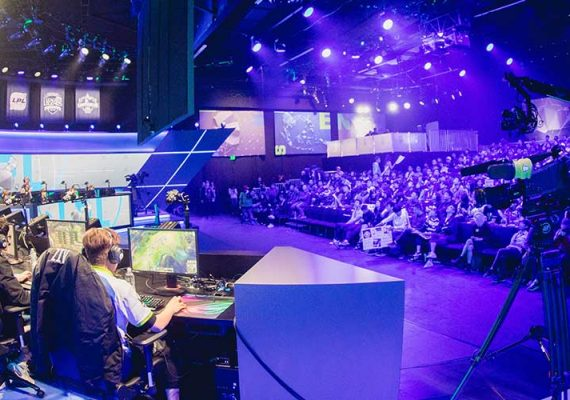 Surprise Inclusion Of eSports Figures In Sports Business