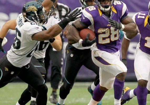 Vikings vs Jacksonville Jaguars